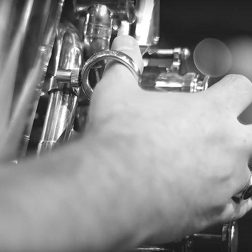 David Kutz – His passion for the Tuba